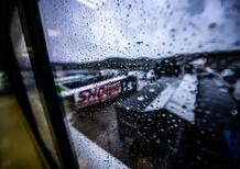 Superbike, test Jerez: il maltempo annulla la prima giornata