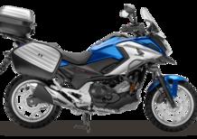 Honda NC750X Travel Edition DCT ABS (2014 - 16)