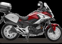 Honda NC750X Travel Edition ABS (2014 - 16)