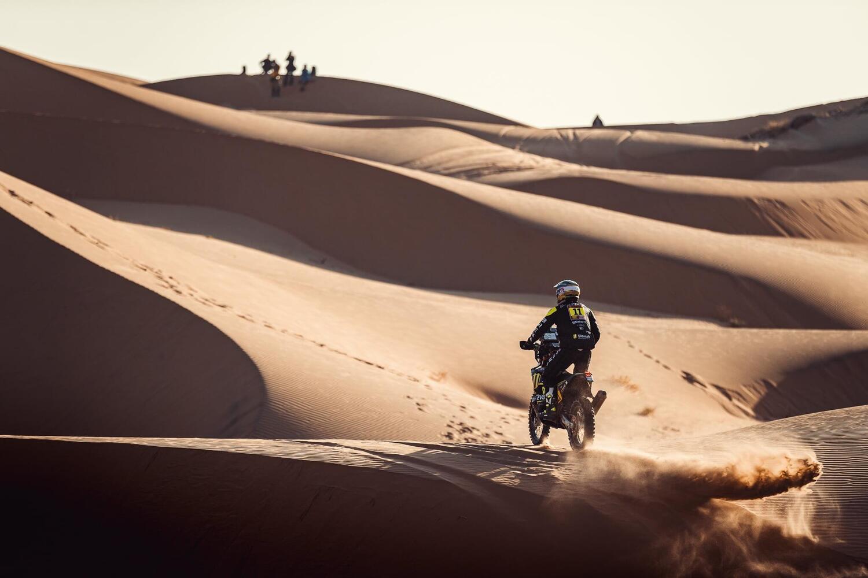 Dakar 2021, Svitko ottavo con Brema