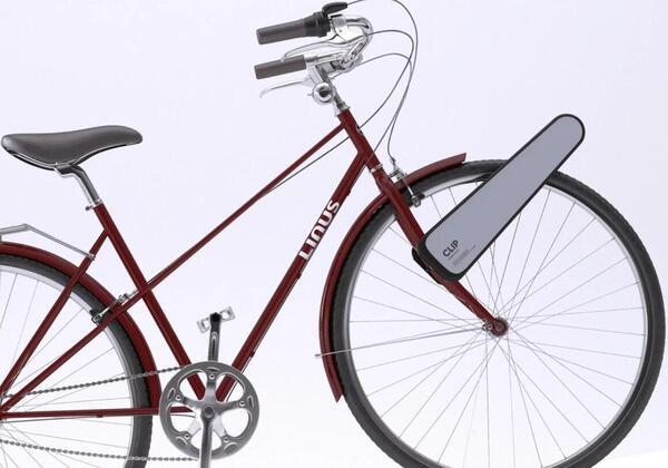 Clip.Bike, linvenzione top 100 2020 del Time che trasforma la bici in eBike
