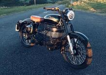 ECM Photon, una Royal Enfield elettrica made in UK