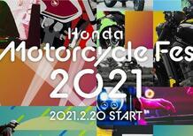 Honda Motorcycle Festival. Essere motociclisti nel web