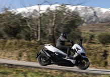 Honda Forza 350: un po' Sport, un po' GT