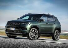 Jeep Compass, il MY2021 debutterà nella versione 80° Anniversario