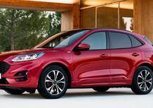 Listino prezzi aggiornato nuova Ford Kuga MY2021.5: benzina, diesel e 2 ibridi [da 26K lordi]