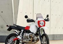 BMW Myth 001. La R80 pronta per l'Africa