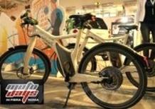 Motodays 2013: smart presenta la e-bike