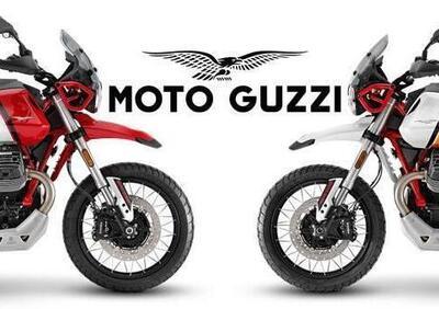 Moto Guzzi V85 TT Evocative Graphics (2021) - Annuncio 8272944
