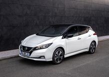 Nissan Leaf10, la serie speciale per il decimo anniversario