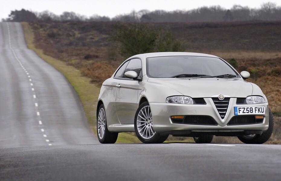 Alfa Romeo GT (2003-11)