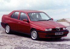 Alfa Romeo 155 (1992-98)
