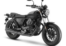 I prezzi delle nuove Moto Guzzi V9 Roamer e V9 Bobber