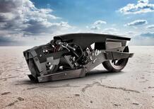 Phantom: la BMW S 1000 RR secondo Mehmet Doruk Erdem