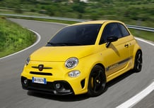 Abarth 595 restyling [Video prime impressioni]