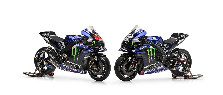 Yamaha M1 2021 MotoGP: i dettagli [GALLERY]