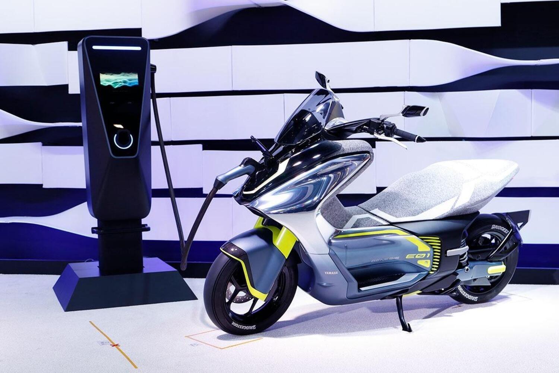 Yamaha E01. Dal concept al modello di serie? Il nome c'è