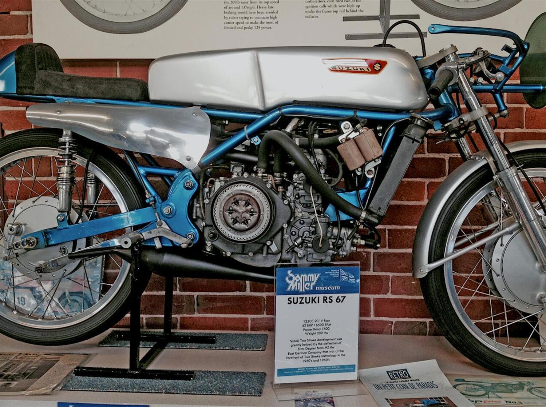 Le moto e le auto, di qualità, di Suzuki