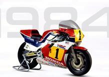 Le 25 Honda campioni in 500 e MotoGP [VIDEOGALLERY]