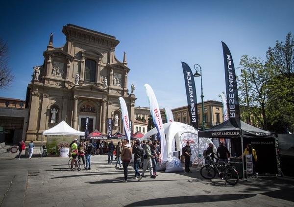 Torna BikeUp, a Bergamo dall11 al 13 giugno