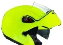 Nuovo casco modulare AGV Numo: sicurezza fluo