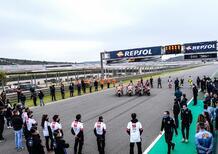Moto2 e Moto3: buona la prima per Bezzecchi (VR46 Sky Racing Team) e Rodrigo (Gresini Racing)