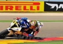 Davies vince Gara 1 ad Aragon