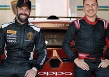 Jorge Lorenzo di nuovo tra i cordoli: in Italia e con la Lamborghini