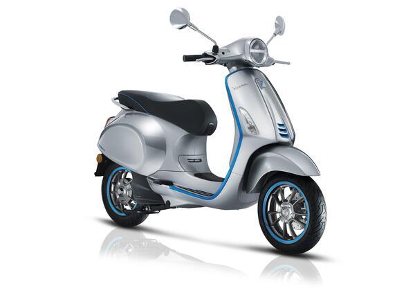 Piaggio, Honda, Yamaha e KTM verso un sistema di batterie intercambiabili