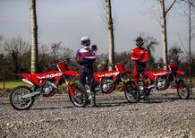 Gasgas Motocross Test: dalla 125 alle 450 sfida totale col cronometro