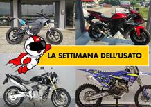 Superhero Motorcycle Days: le offerte di giovedì 4