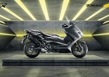 Yamaha TMAX 20th anniversary: ecco l'edizione speciale