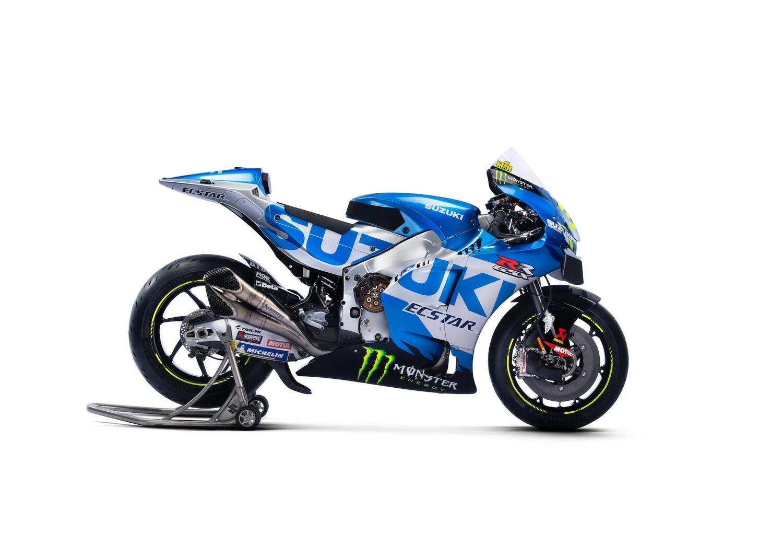 MotoGP: ecco la Suzuki GSX-RR 2021 [GALLERY]