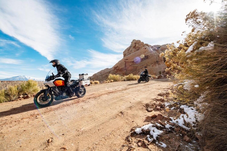 Come è fatto il (modernissimo) motore Revolution Max 1250 Harley-Davidson