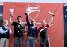Ducati Hypermotard SP Cup 2013 al via