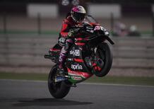 MotoGP. Qatar 2020/Qatar 2021: il confronto