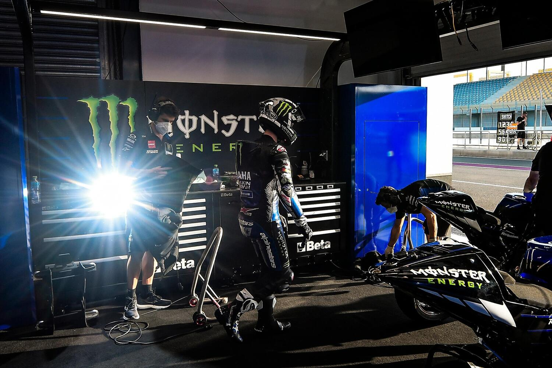 MotoGP 2021. Test Qatar, Day 2. Fabio Quartararo primo, davanti a Jack Miller e Aleix Espargaro [GALLERY]