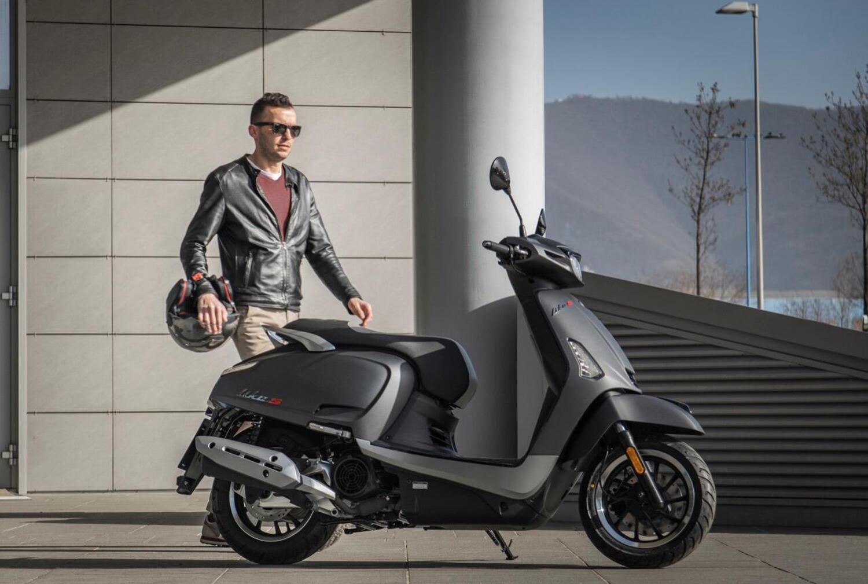 Nuovo Kymco Like 125 Sport 2021: Euro 5 e più grinta