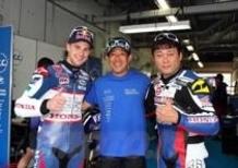 Kosuke Akiyoshi sostituisce Haslam a Monza