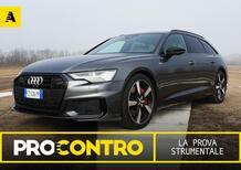 Audi A6 Avant 55 TFSIe plug-in hybrid, PRO e CONTRO. La prova strumentale [Video]