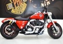 Harley-Davidson Parma: una Road King snella e aggressiva