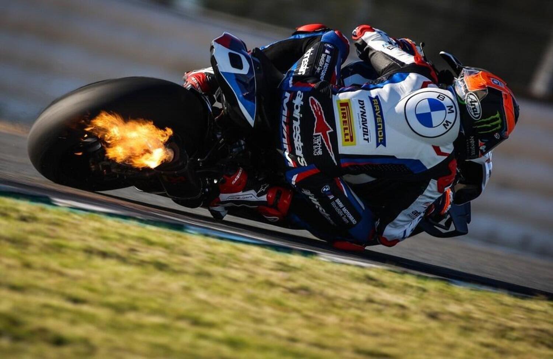 SBK 2021. Tre giorni di test per i due team BMW a Jerez