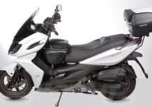 Shad: accessori per Kymco K-XCT 125 e 300