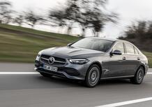 Mercedes Classe C W206 PHEV: la nuova reginetta delle berline con 313CV e 100 Km EV da sfruttare