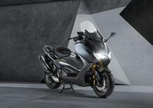 Yamaha TMAX Anniversary, aperte le prenotazioni