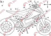 """Honda deposita i brevetti per un """"Grom"""" elettrico"""