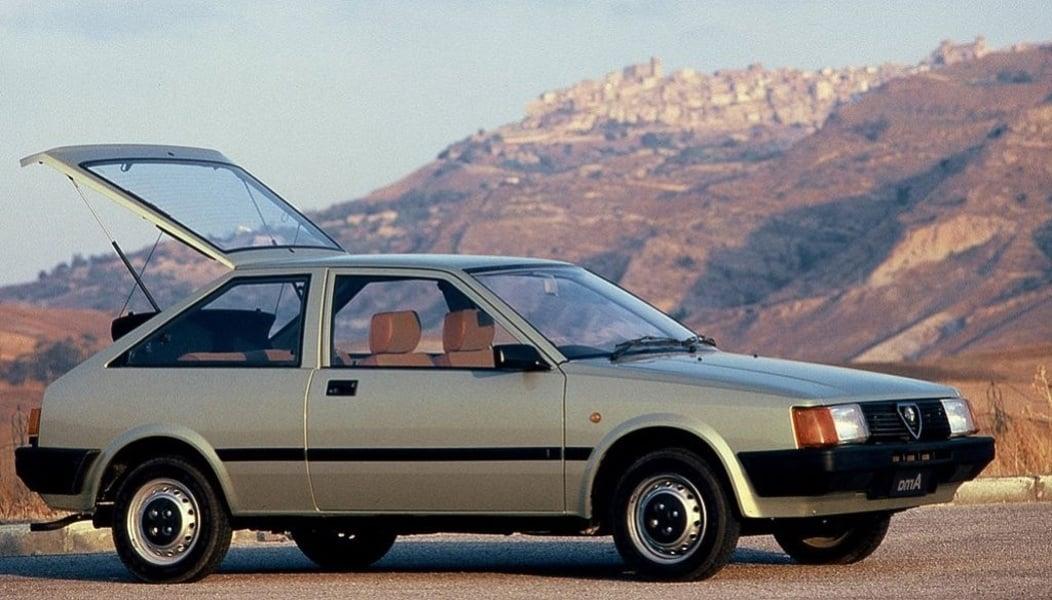 Alfa Romeo Arna (1983-87) (2)