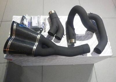 Scarico completo carbonio Diavel 15-18 Termignoni - Annuncio 8345234