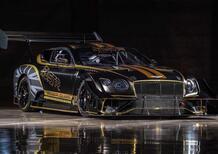 La Bentley Continental GT3 Pikes Peak all'assalto dei record con carburante ecologico