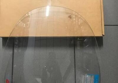 cupolino universale custom GIVI con attacchi - Annuncio 8347837